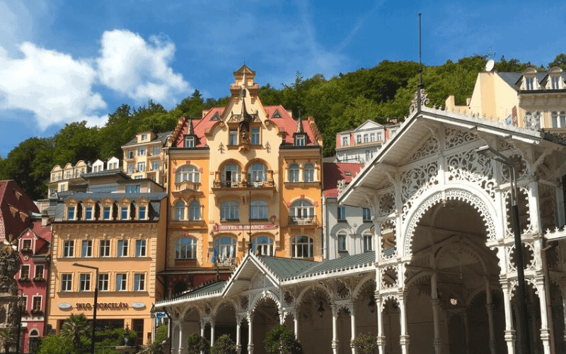 Best spa towns in Europe