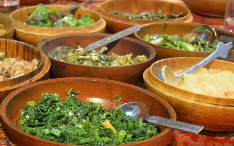 不丹素食之旅
