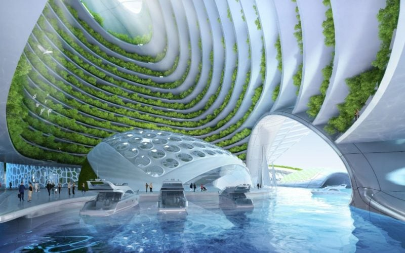Future Homes Could Be Built Underwater 1