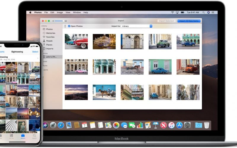 How To Share Photos From iPhone To Mac Wirelessly 2