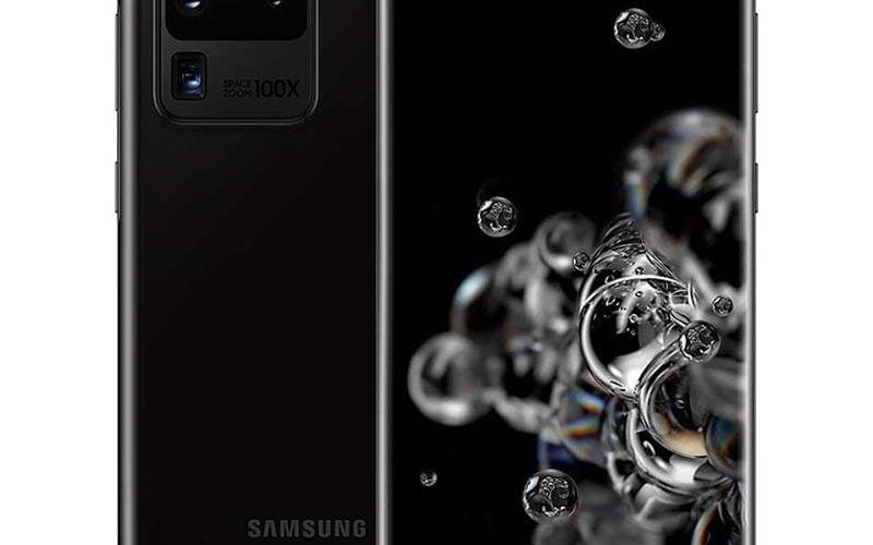 How to take screenshots on Samsung Galaxy S20 Ultra 5G 2
