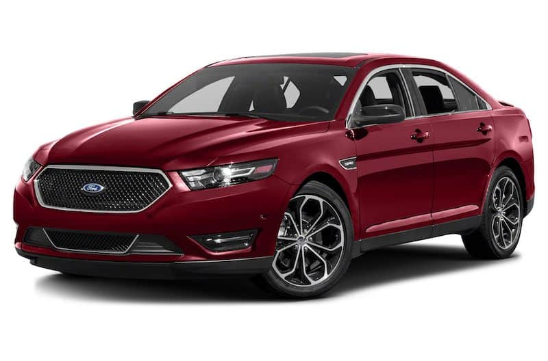 Cost of Fixing 2015 Ford Taurus Transmission Problems