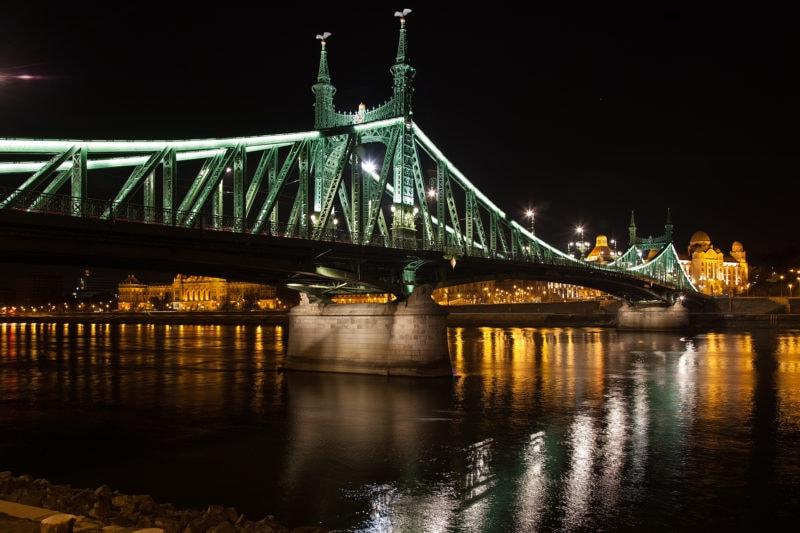 Ponte della Libertà - Budapest