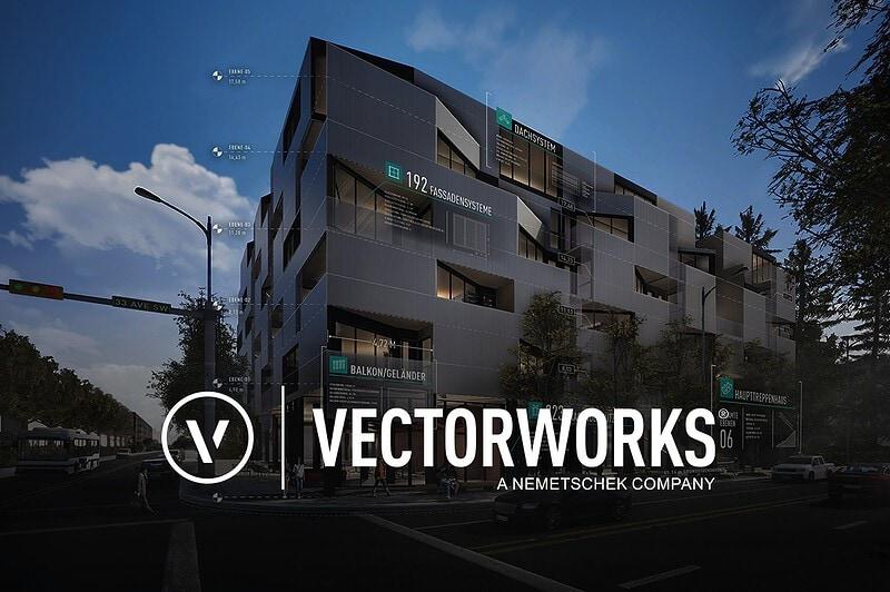 VECTORWORKS Schnupperkurse in München 1