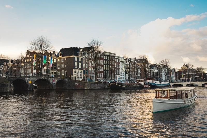 Salonboot huren Amsterdam - Rederij Prinsengracht
