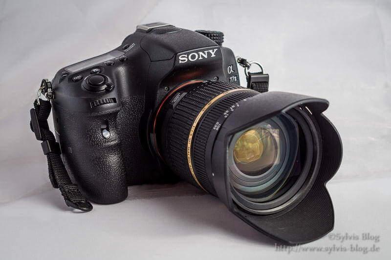 Sony Alpha 77 II