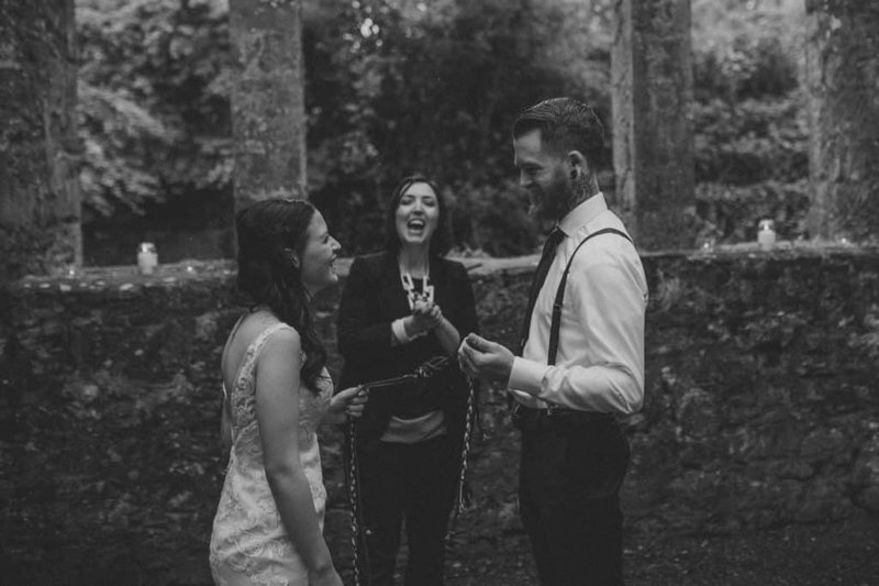 Eloping to Ireland - why do it?