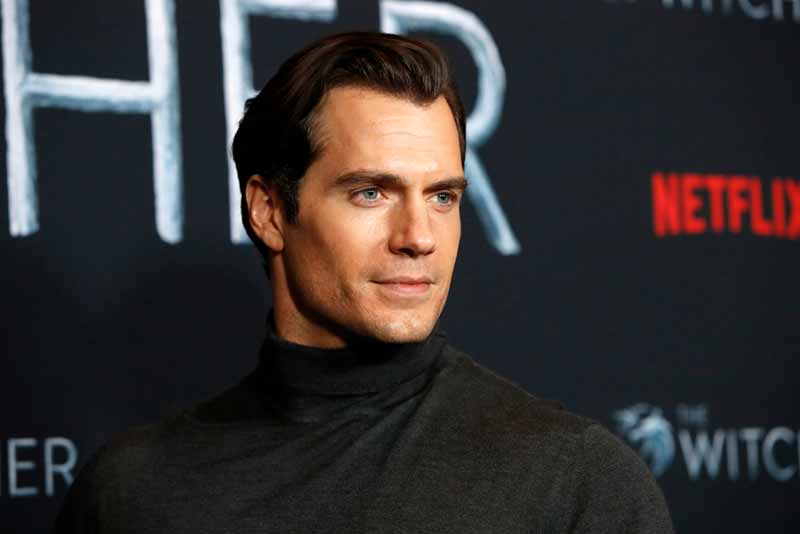 Did Henry Cavill take steroids