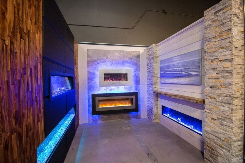 Dimplex electric fireplaces in Toronto