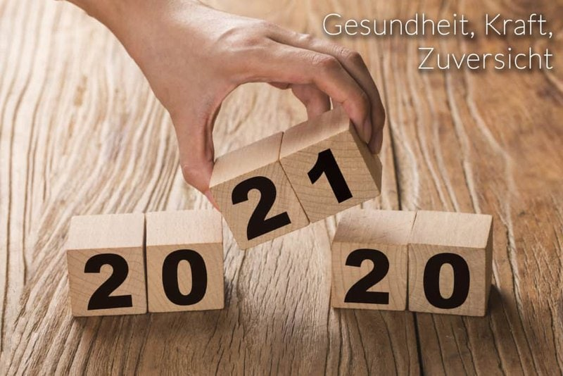 Neujahrsgruß 2021