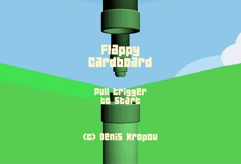 Cardboard Flappy Review