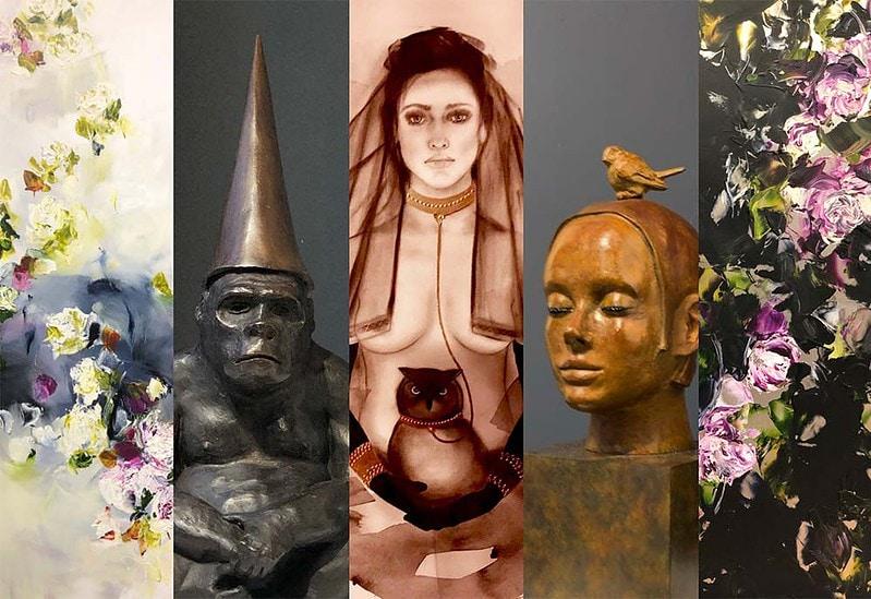 """Exhibition """"Enchantement"""" 2"""
