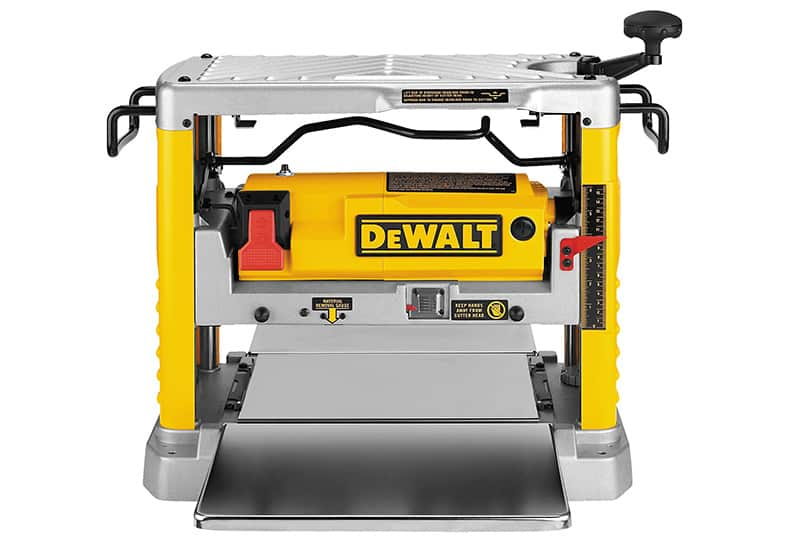 DeWalt DW734 Review : An All-Rounder Planer