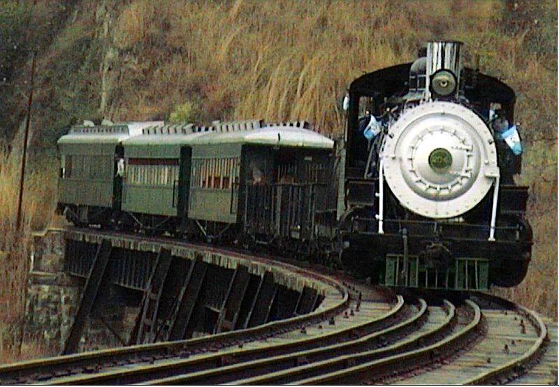 Falta de mantenimiento en el ferrocarril de IRCA