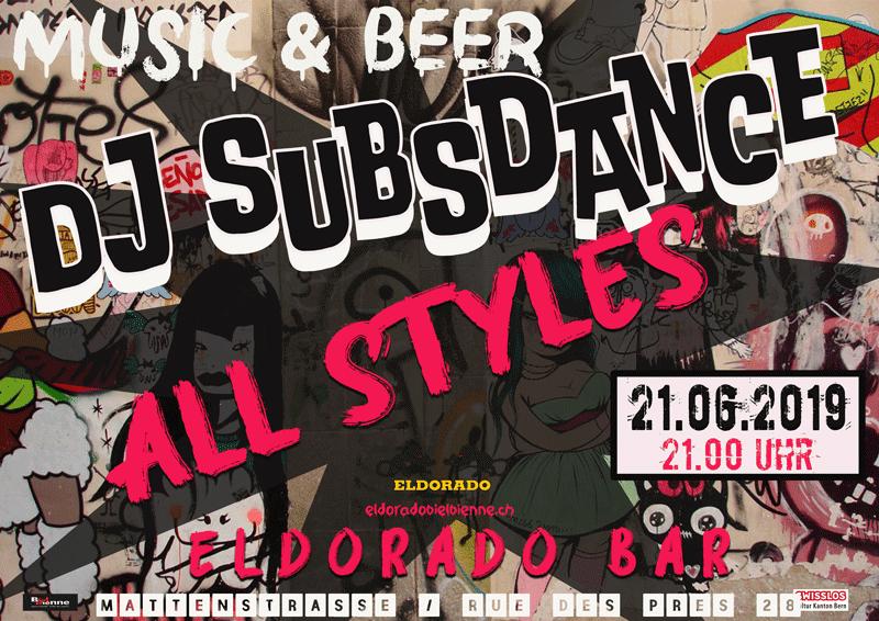 dj subdance Wiederhergestellt