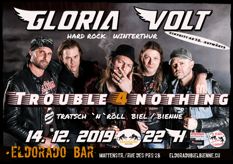 2019.12.14 gloria volt trouble for nothing