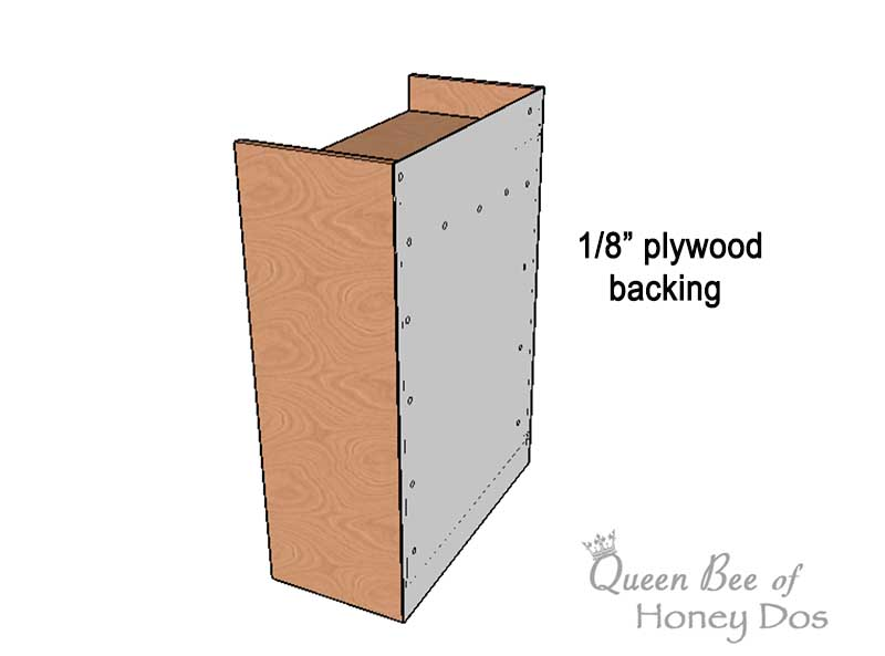 how to build wall cabinet boxes diagram