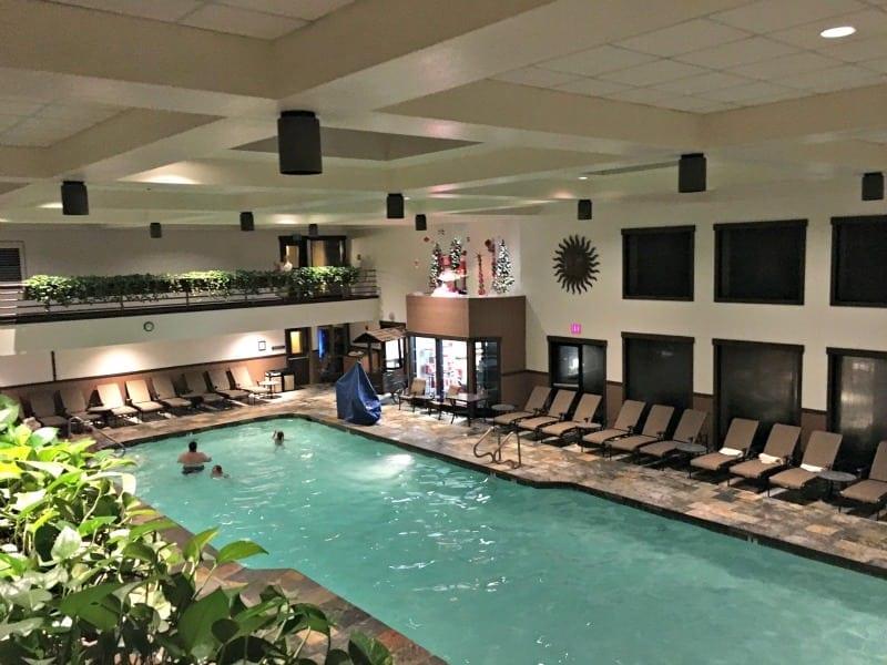tenaya pool