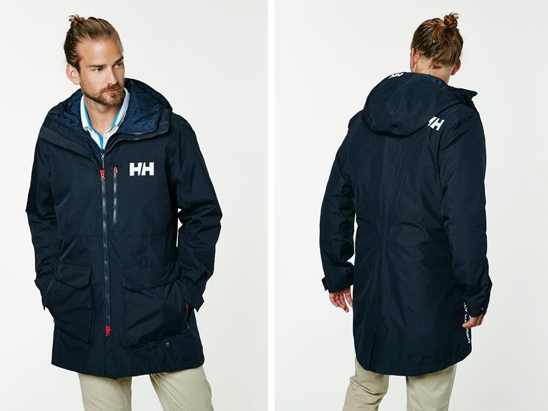 Helly Hansen Men's Rigging Coat Review