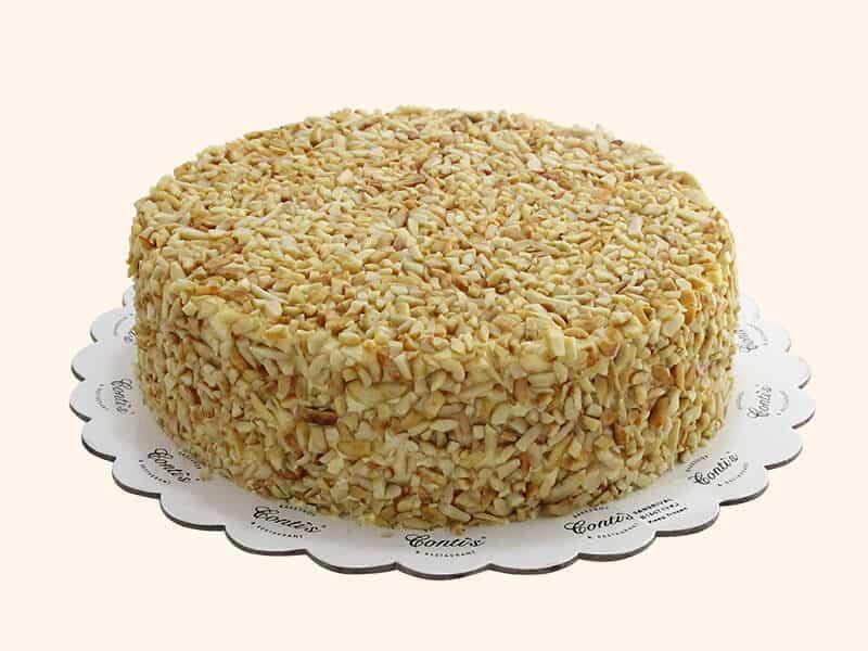 San Rival Recipe | A Filipino Cashew Meringue Layer Cake