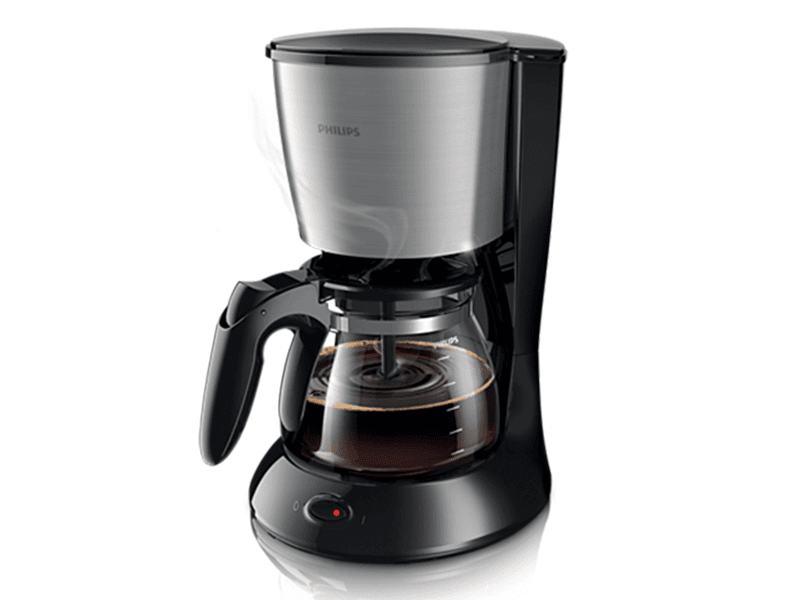 Daily Drip-filter Coffee Machine – 10-15 cups – HD7457