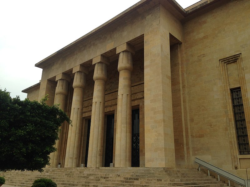 Beirut National Museum Lebanon Tour by Lebanon Expedition