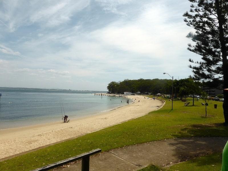 kayaking SUP Port Stephens