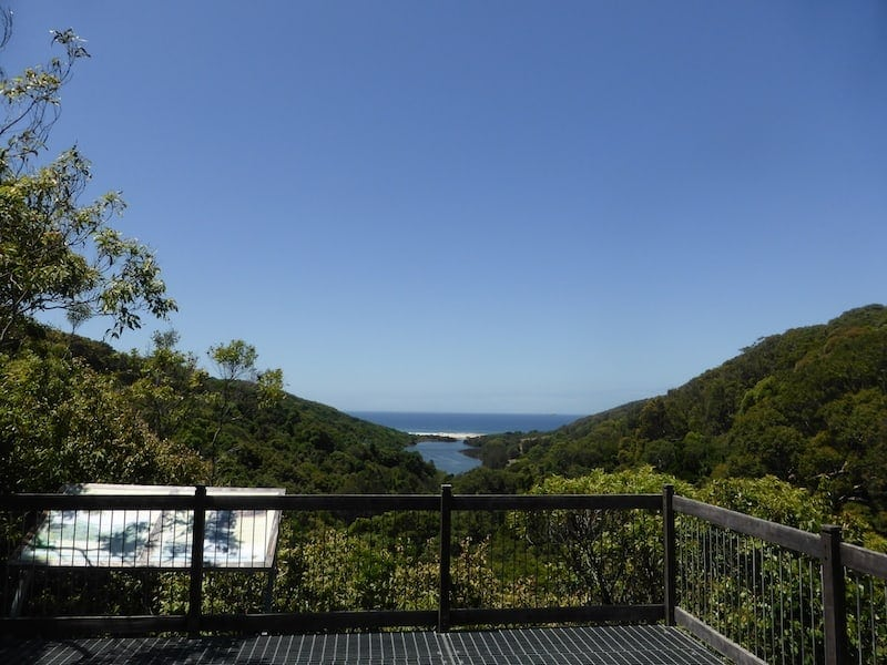 Hike to Glenrock Lagoon things to do in newcastle