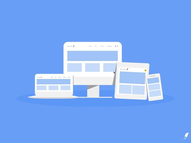 Sitio web responsive - costo SEO Técnico