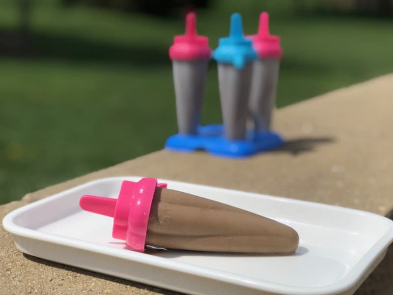 How to Make Healthy Homemade Pudding Pops