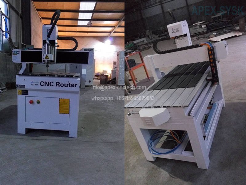 buy 6090 hobby cnc mill machine for signs logos