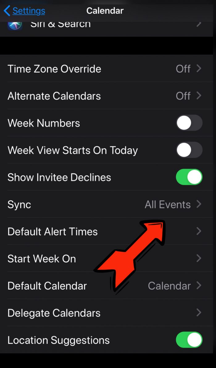 How To Fix iPhone Calendar Not Syncing In Other iOS Devices