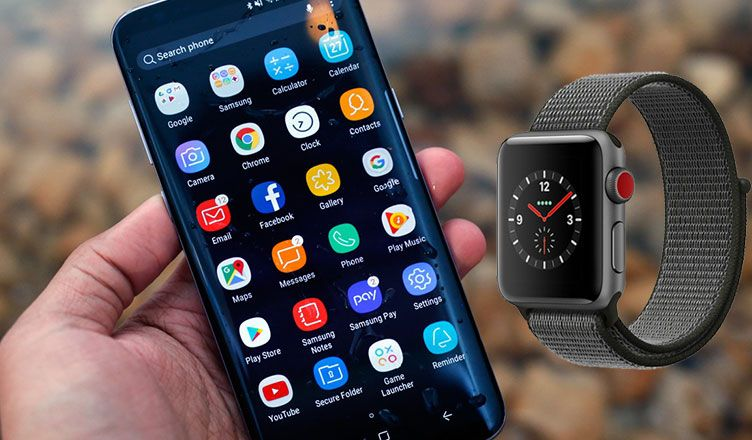 Use Apple Watch On Android Smartphone?