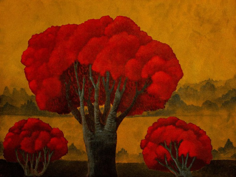 """Exhibition """"The Soul of the Tree"""" 5"""