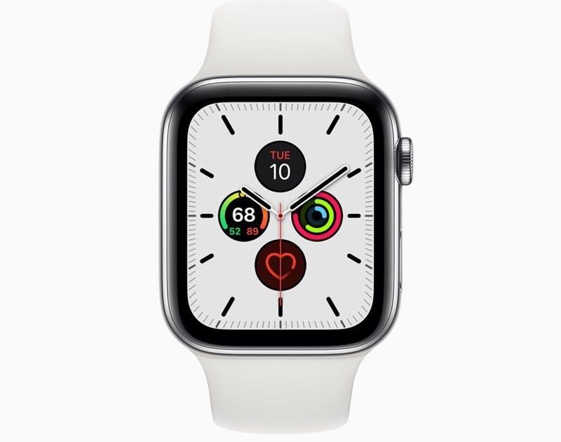 Apple Watch 3 watchOS