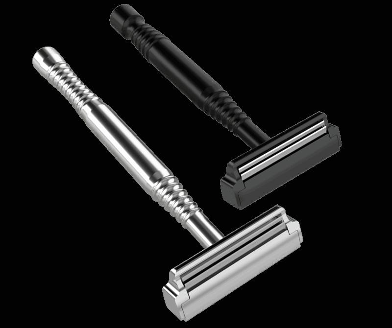 Maxwell June Twin Blade Safety Razor