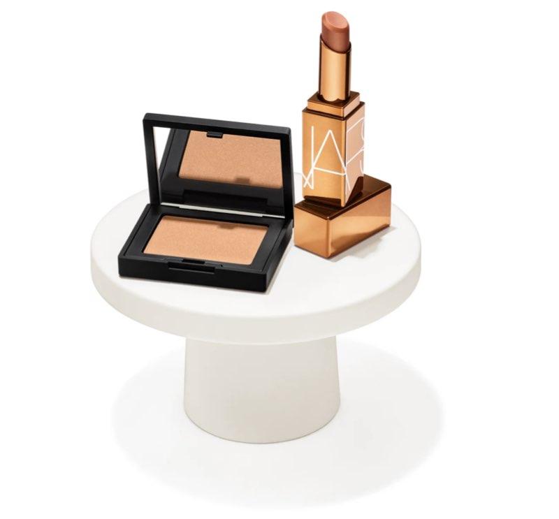 2021 Sephora Birthday Gifts - NARS Bronzer and Lip Balm