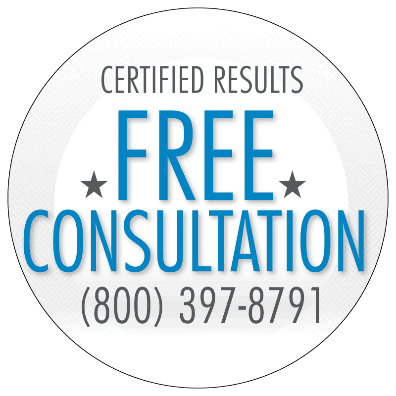 Free Consultation, Buy with Confidence
