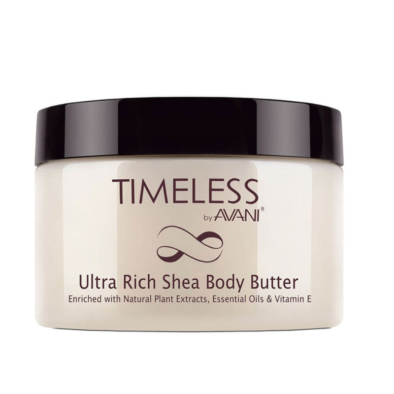Ultra-rich shea body butter