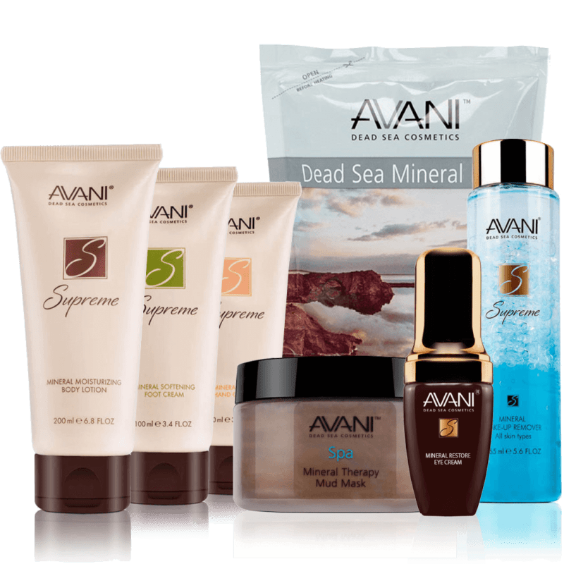 Face & body gift bundle