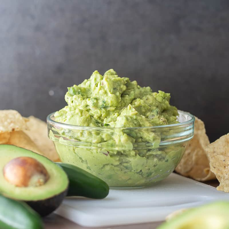The Best Guacamole Recipe Ever
