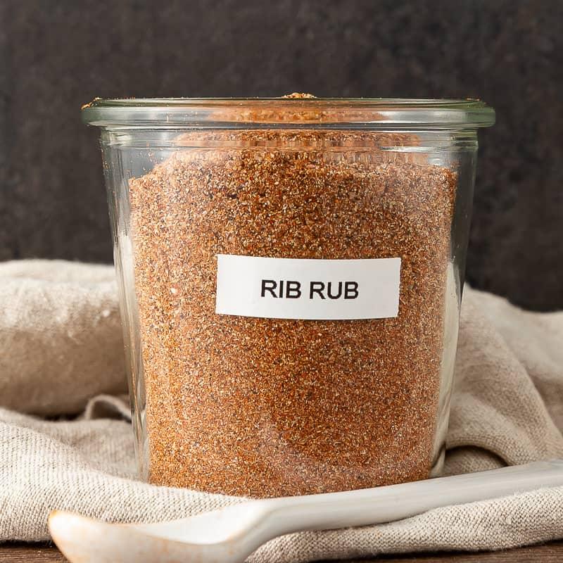 rib rub