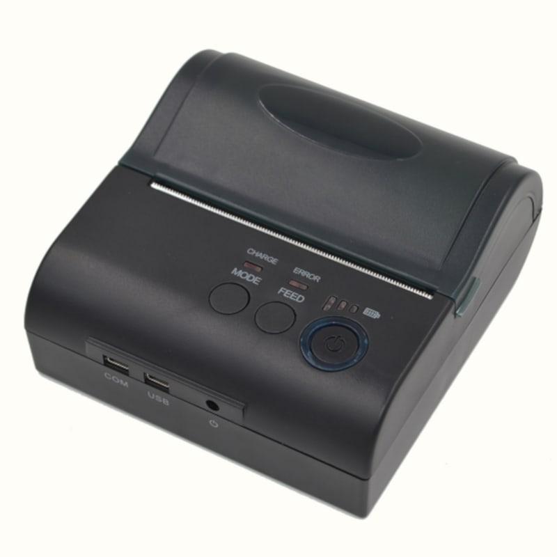Imprimanta termica ZJ 8001 din spatiu