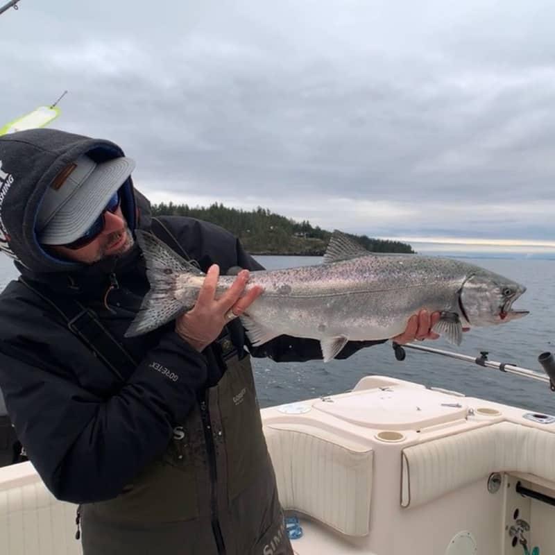 Vancouver salmon charters