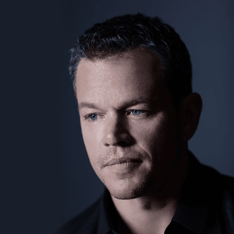 Matt Damon (แมตต์ เดมอน)