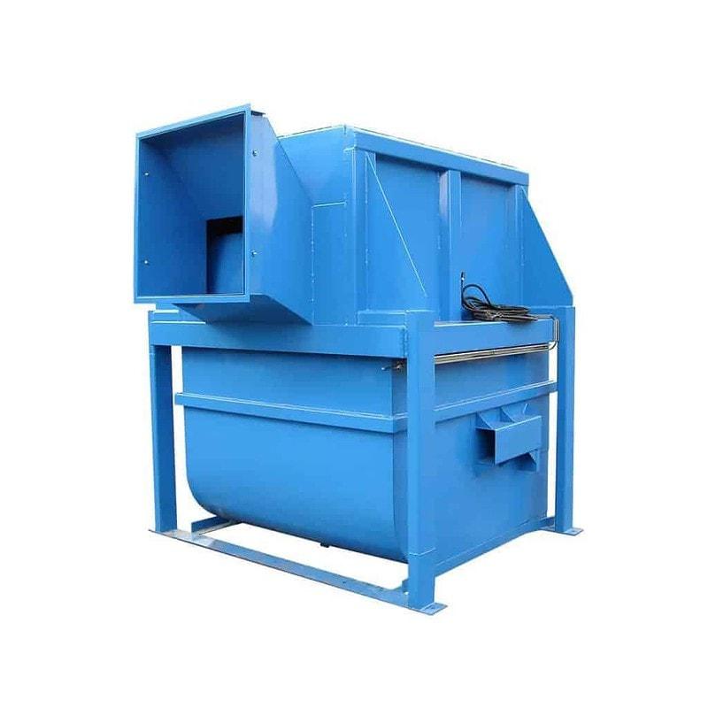 Compacteur vertical VK6 - Industek