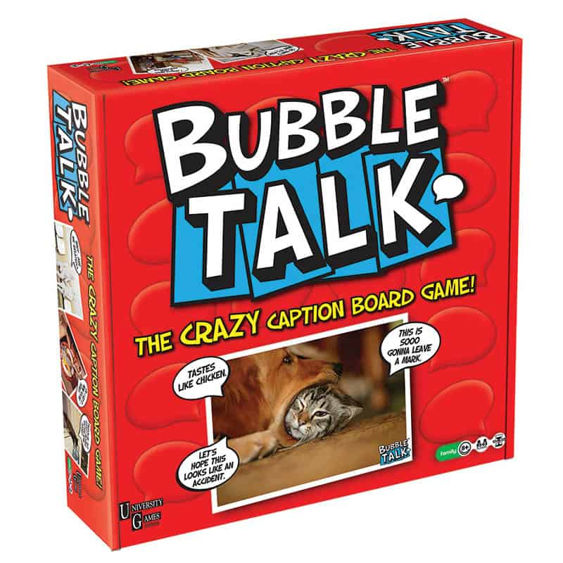 Bubble Talk - Best Board Games to  Play on Family Game Night