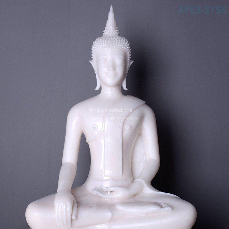 cnc machine brands for wood stone metal carving buddha statues