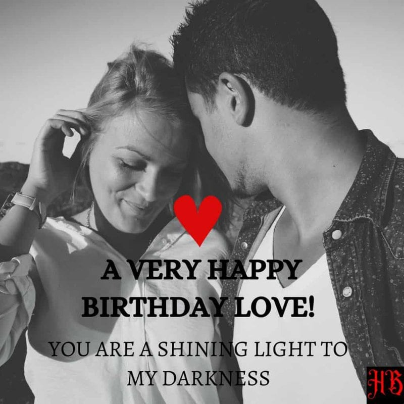 Birthday Wishes For Boyfriend Love Partner Bf