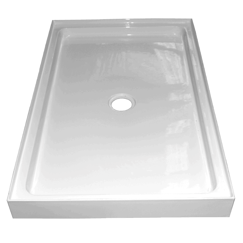4 Lip Shower Trays 1200 x 760